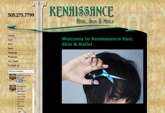 Renaissance Hair, Skin & Nails Salon