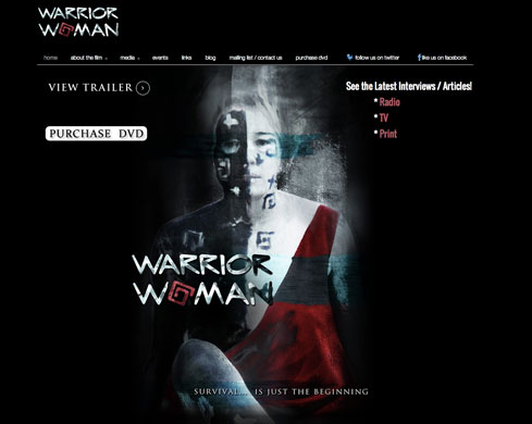 Warrior Woman film