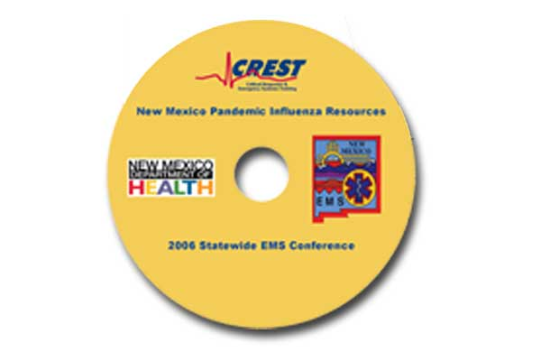 DVD & Cover for NM EMS